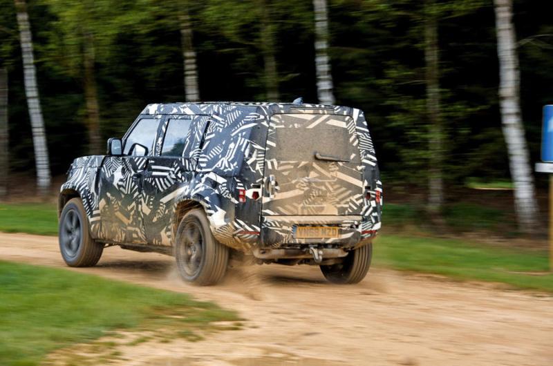 2018 - [Land Rover] Defender [L663] - Page 9 C913
