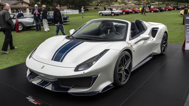 2018 - [Ferrari] 488 Pista - Page 7 C91d8110