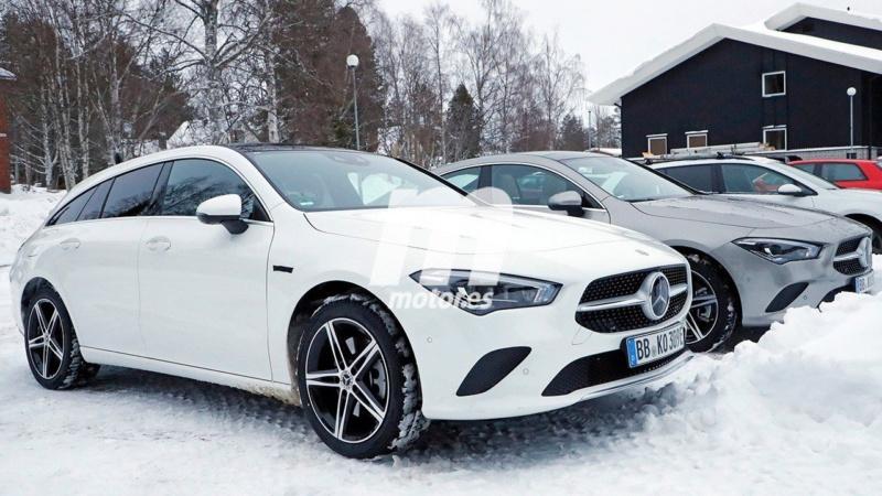 2019 - [Mercedes-Benz] CLA Shooting Brake II C9428210