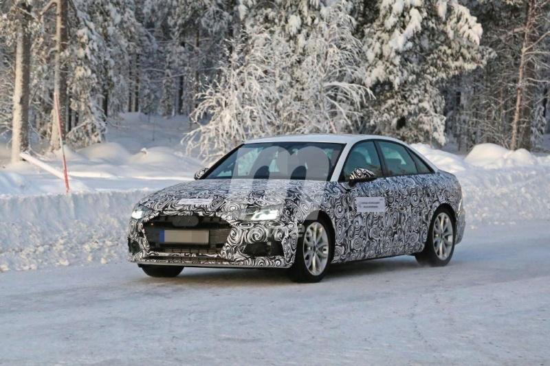2018 - [Audi] A4 restylée  - Page 4 C97c8110
