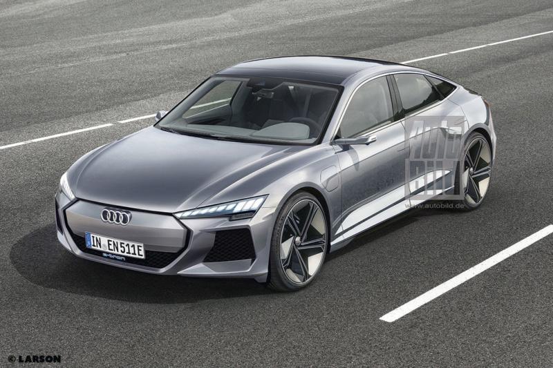 2021 - [Audi] E-Tron GT - Page 2 C9823d10
