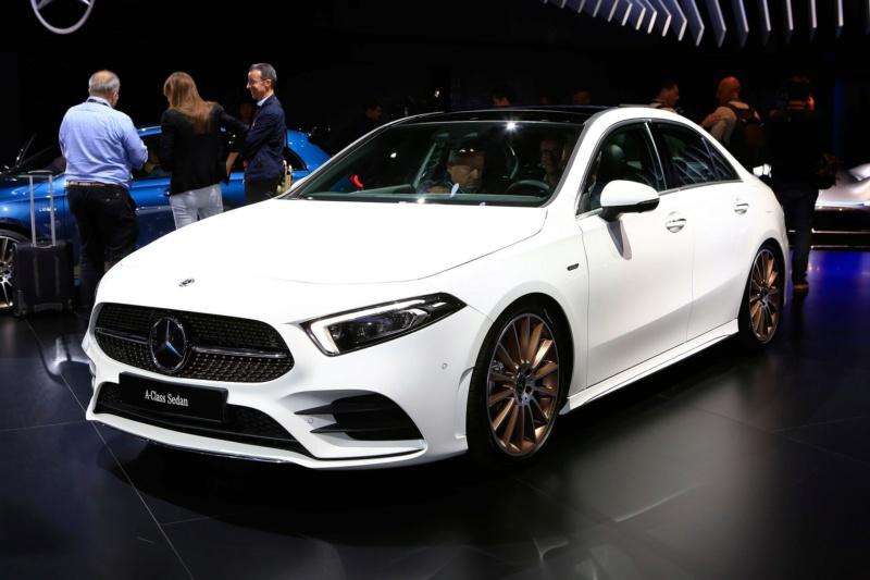 2018 - [Mercedes-Benz] Classe A Sedan - Page 6 C9abd310