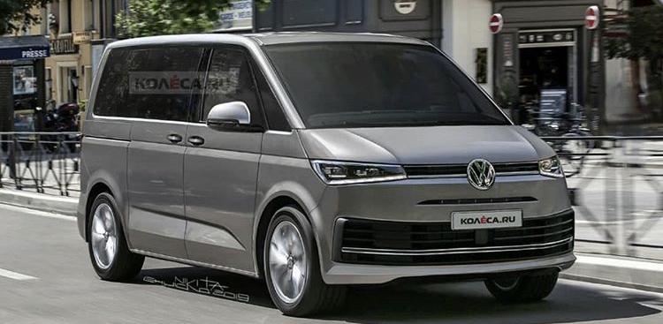 2021 - [Volkswagen] Transporter [T7] - Page 2 C9c5fc10