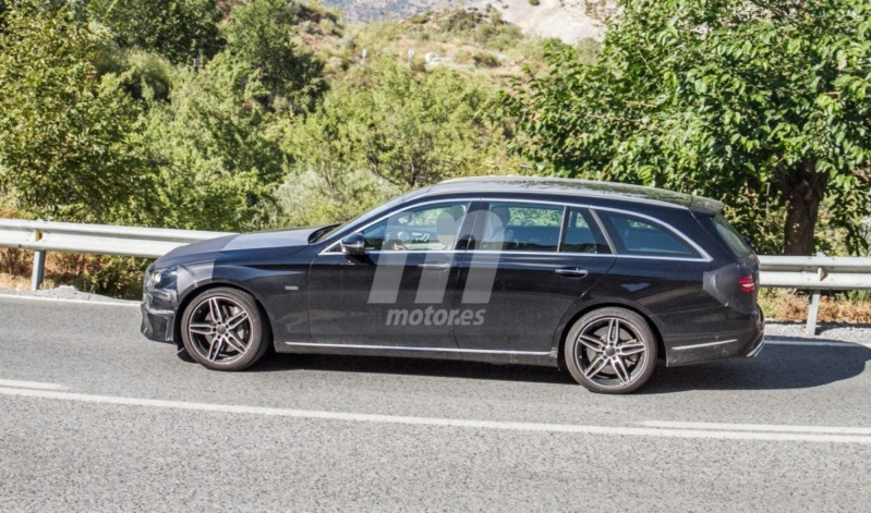 2020 - [Mercedes-Benz] Classe E restylée  - Page 2 C9c70c10
