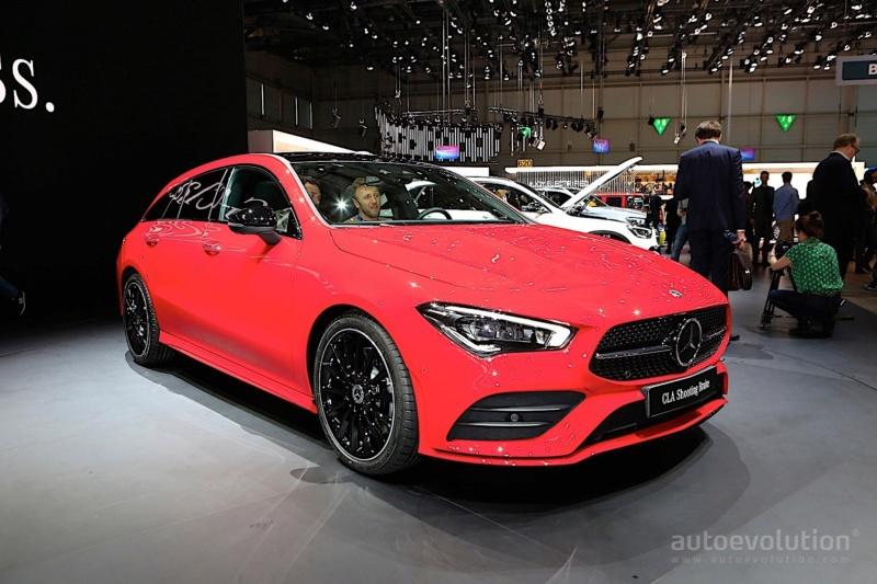 2019 - [Mercedes-Benz] CLA Shooting Brake II C9f76a10