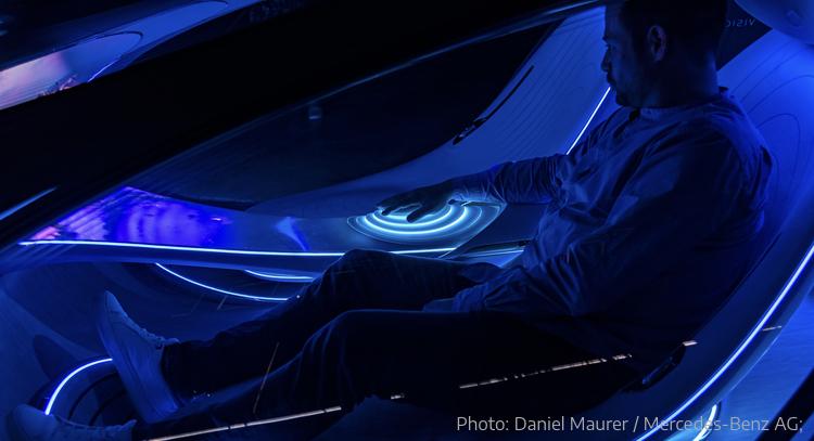 2020 - [Mercedes] Vision Avtr concept Ca0abd10