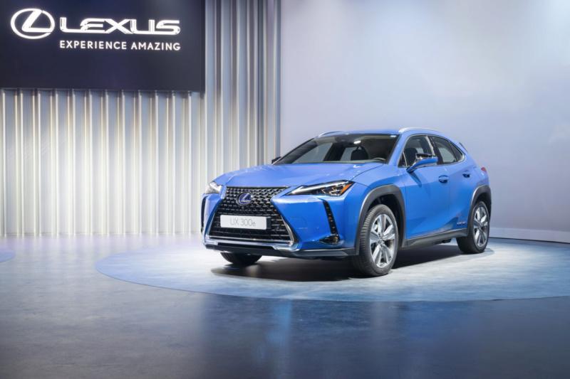 2018 - [Lexus] UX - Page 3 Ca208310