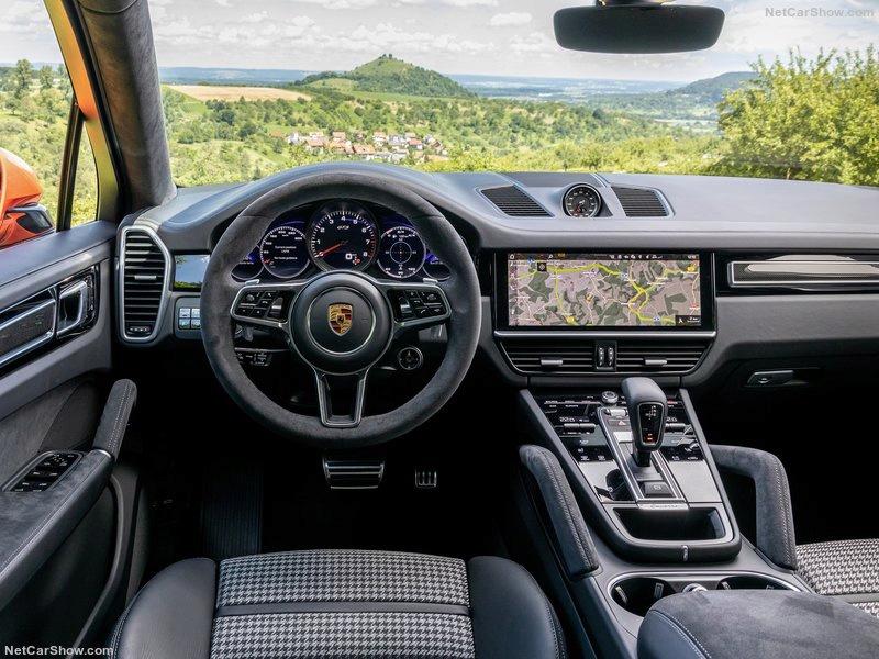 2019 [Porsche] Cayenne coupé - Page 6 Ca833910