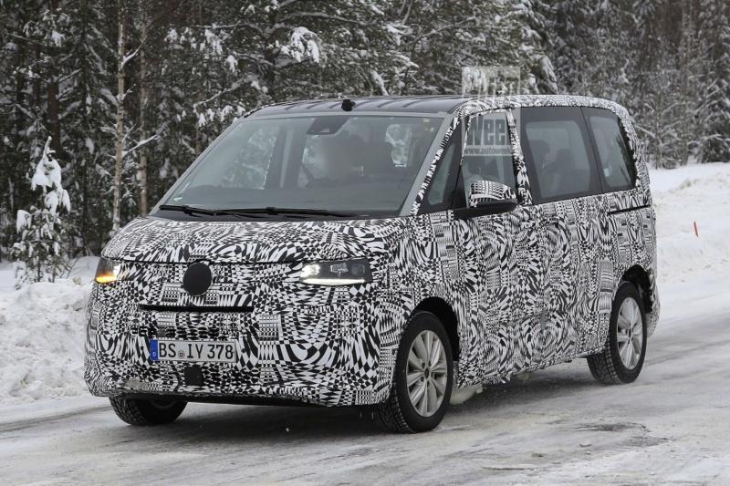 2021 - [Volkswagen] Transporter [T7] Ca96f510