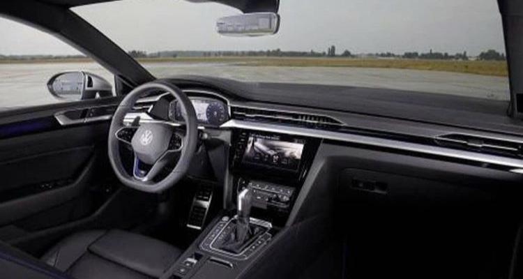 2019 - [Volkswagen] Arteon Shooting Brake - Page 4 Caad8c10