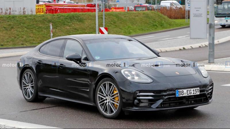2020 - [Porsche] Panamera II restylée  Cabf3910