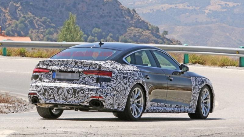 2020 - [Audi] A5 Coupé/Cab/SB restylée Caf0ad10