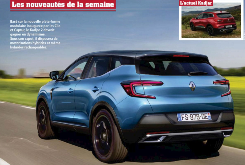 2021 - [Renault] Kadjar II - Page 11 Captur13