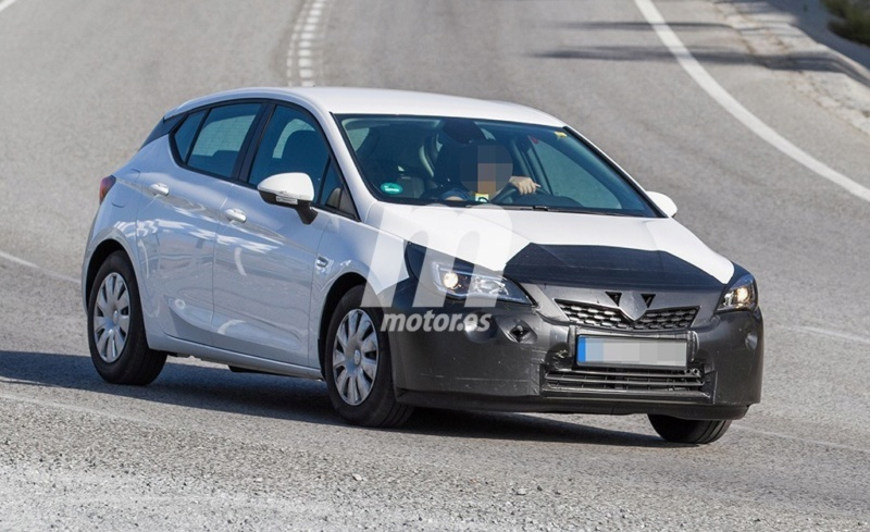 2018 - [Opel] Astra restylée  - Page 3 Cb18bc10