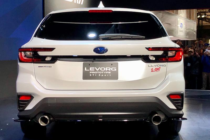 2019 - [Subaru] Levorg Cb1b5010