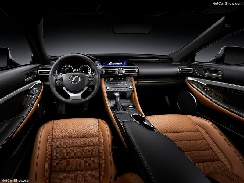 Lexus RC Facelift (2018) 16