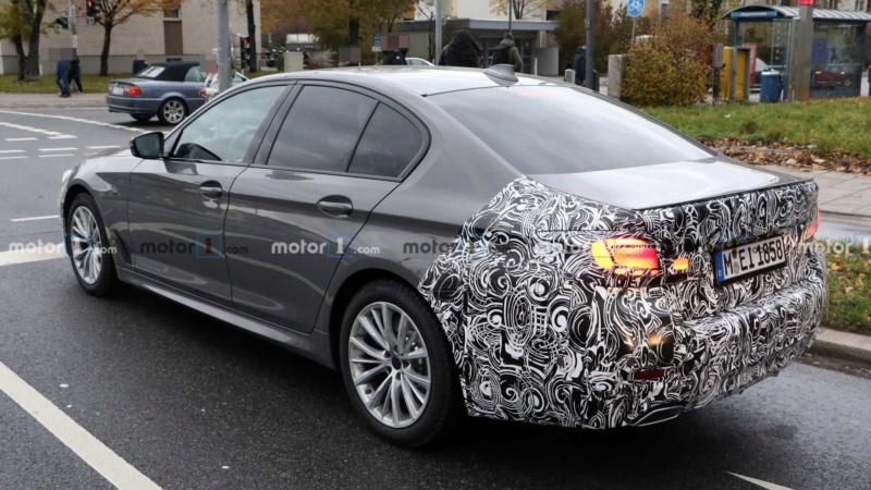 2020 - [BMW] Série 5 restylée [G30] - Page 3 Cb87b410
