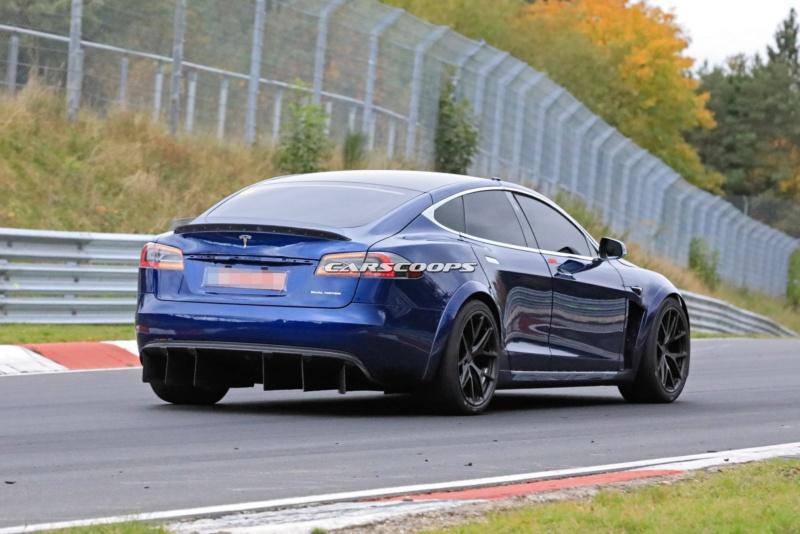 2009 - [Tesla] Model S Sedan - Page 14 Cb8f3310