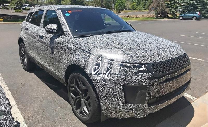 2018 - [Land Rover] Range Rover Evoque II - Page 2 Cbaee410
