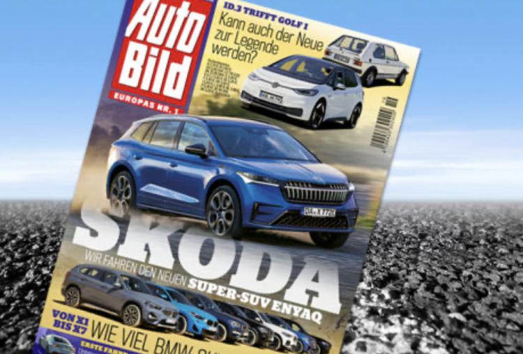 2021 - [Skoda] SUV EV - Page 2 Cbce1c10