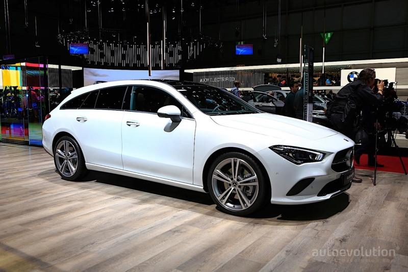 2019 - [Mercedes-Benz] CLA Shooting Brake II Cbdfea10