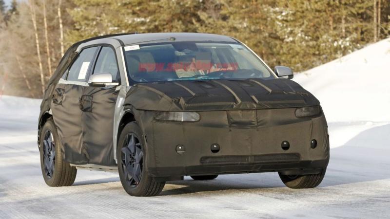 2021 - [Hyundai] SUV EV Cbf6b310