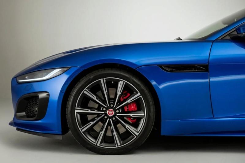 2021 - [Jaguar] F-Type restylée - Page 3 Cc082210