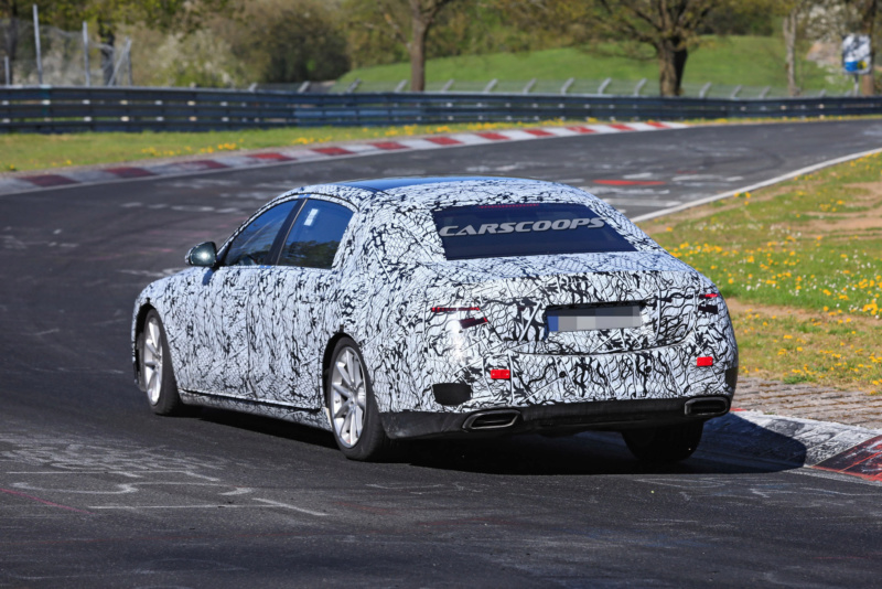 2020 - [Mercedes-Benz] Classe S - Page 8 Ccba3f10