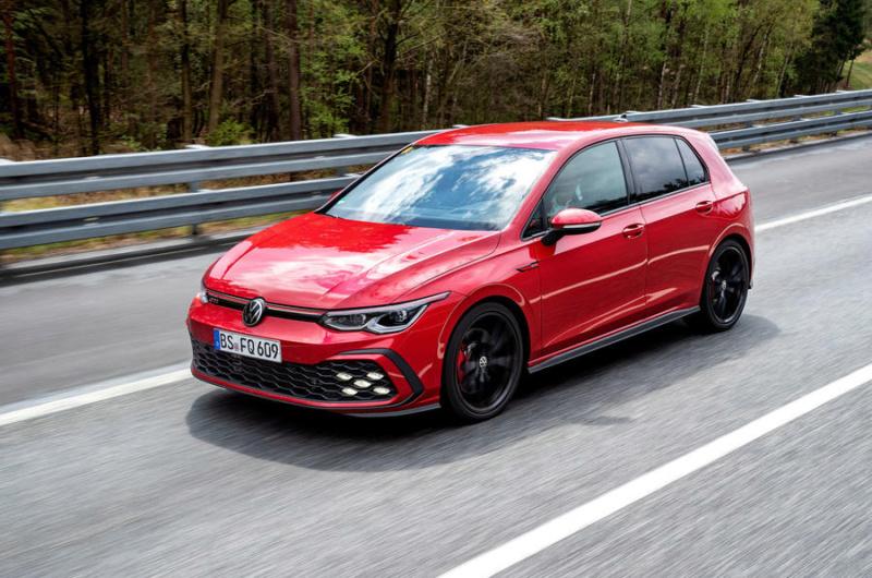 Volkswagen Golf 8 (2019) 34