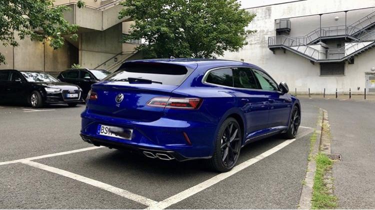 2019 - [Volkswagen] Arteon Shooting Brake - Page 5 Ccd1f810