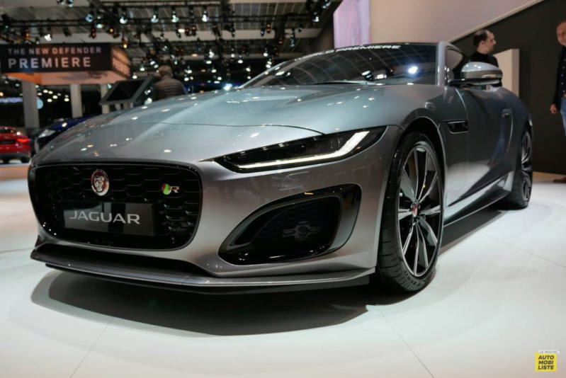 2021 - [Jaguar] F-Type restylée - Page 4 Ccde2b10