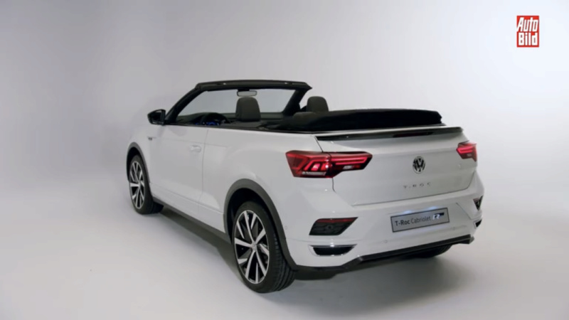 2020 - [Volkswagen] T-Roc cabriolet  - Page 2 Cd0b3a10