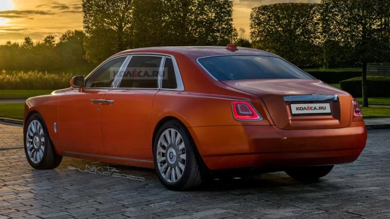 2020 - [Rolls-Royce] Ghost II Cd354f10
