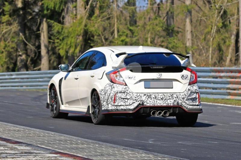 2017 - [Honda] Civic Hatchback [X] - Page 10 Cd43e510