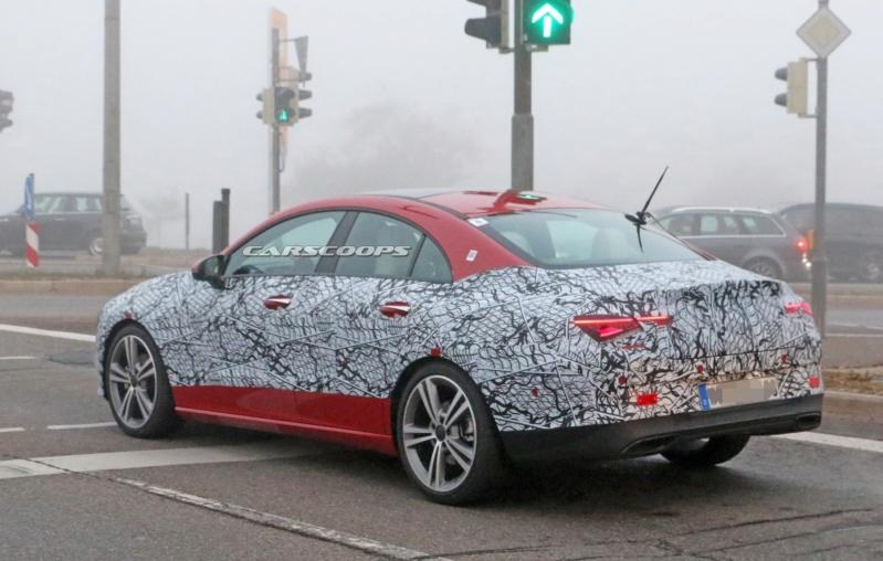 2019 - [Mercedes-Benz] CLA II - Page 3 Cd64f010