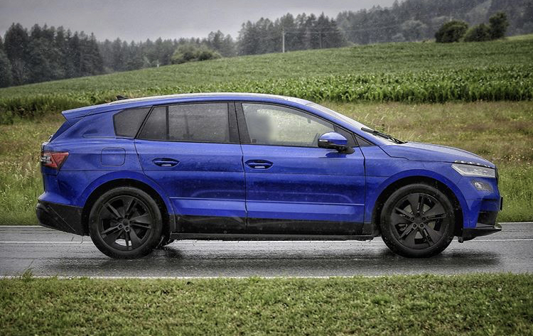 2021 - [Skoda] SUV EV - Page 3 Cd806e10