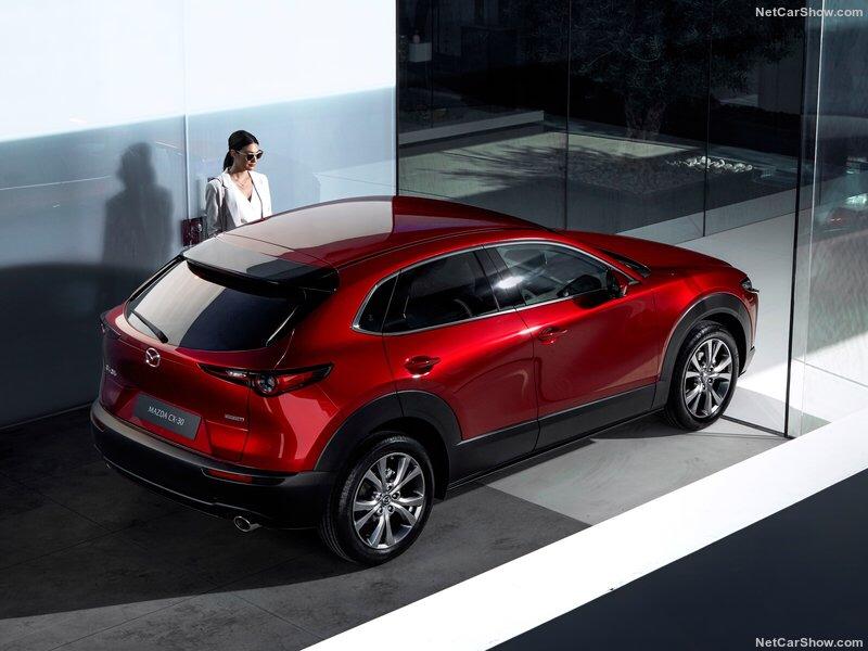 2019 - [Mazda] CX-30 Cd840510