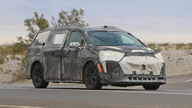 2020 - [Toyota] Sienna  Cd877c10