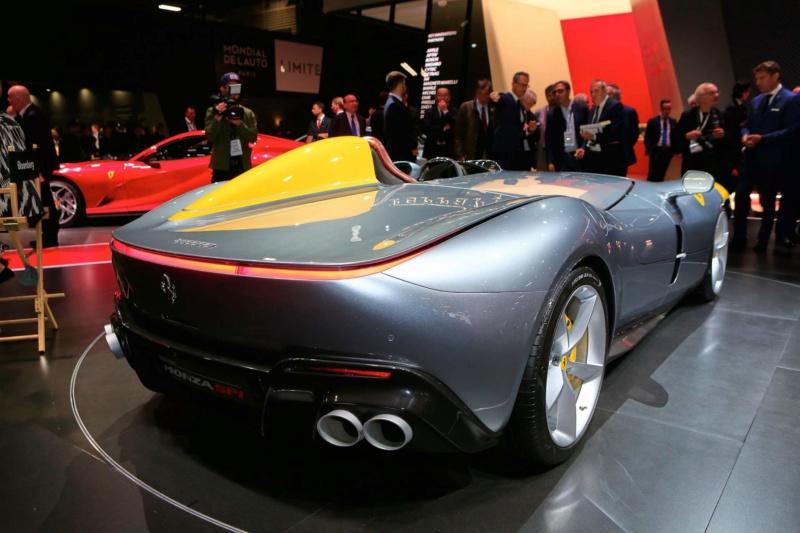 [Ferrari] Modèles uniques / One Off - MàJ : F12 TRS - Page 7 Cd94dd10