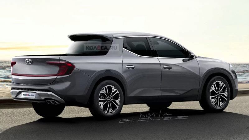 2021 - [Hyundai] Pickup  - Page 2 Cdcede10