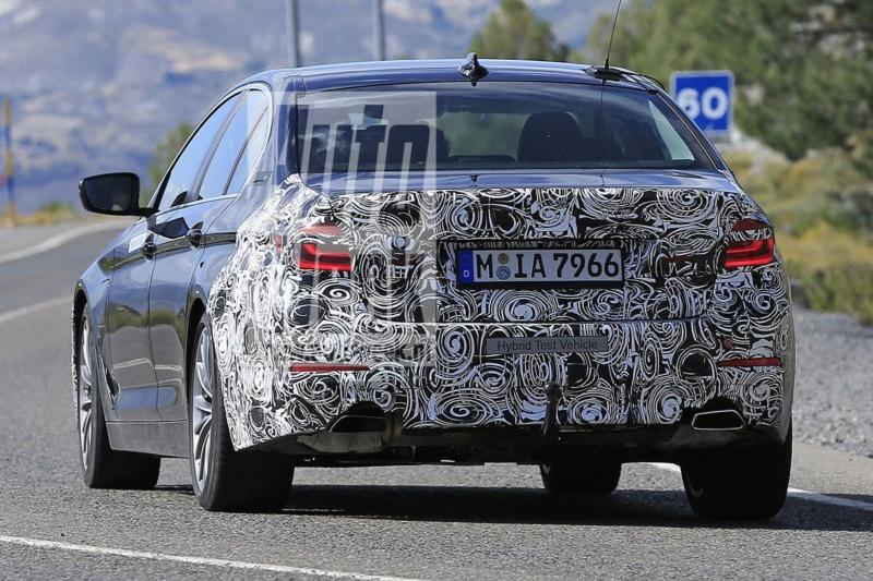 2020 - [BMW] Série 5 restylée [G30] Cde75c10