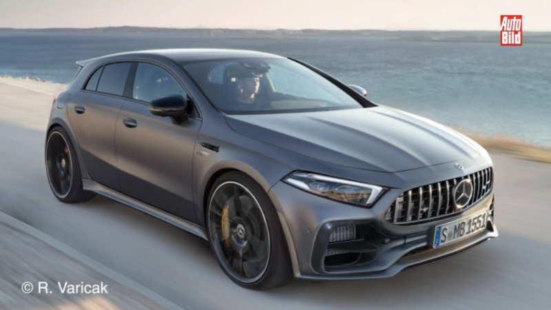 2018 - [Mercedes] Classe A (W177) - Page 31 Ce015510
