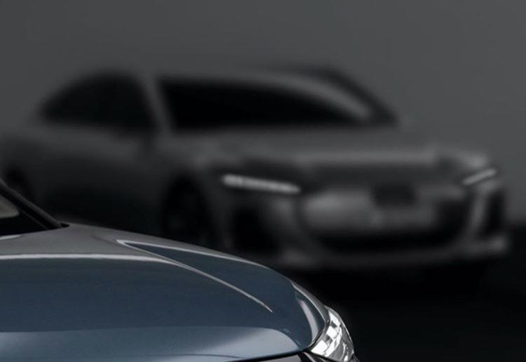 2021 - [Audi] E-Tron GT Ce221b10