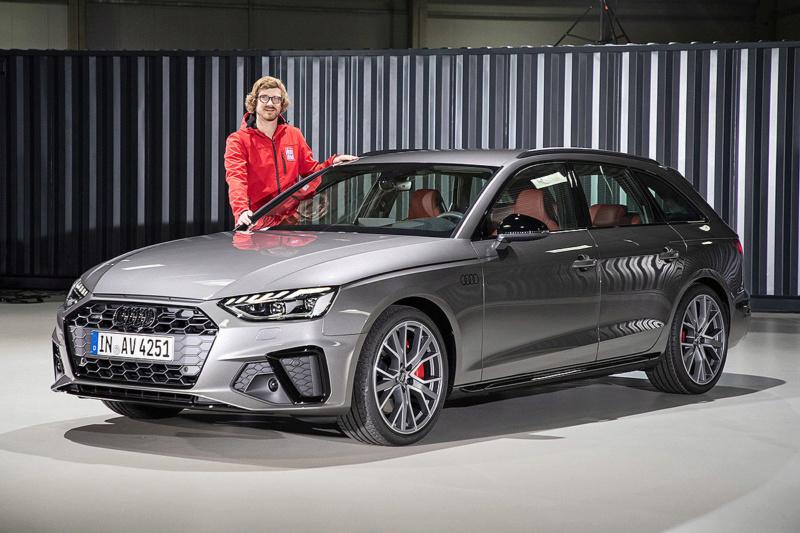 2018 - [Audi] A4 restylée  - Page 5 Ce3ecb10