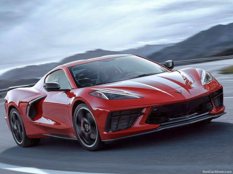 Corvette C8 Stingray (2019) 5