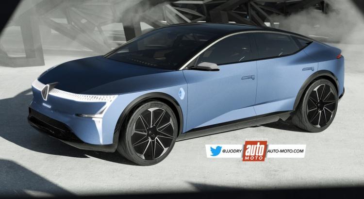 2022 - [Renault] SUV Compact EV [HCC] Ce6a6310