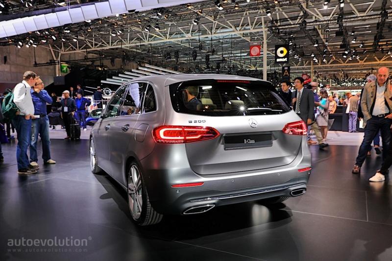 2018 - [Mercedes-Benz] Classe B - Page 6 Ce71e910