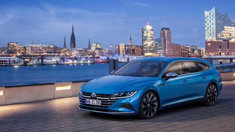 2019 - [Volkswagen] Arteon Shooting Brake - Page 4 Ce7eee10