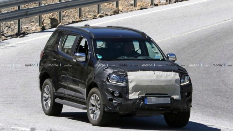 2012 - [Chevrolet] Trailblazer  Cea82410