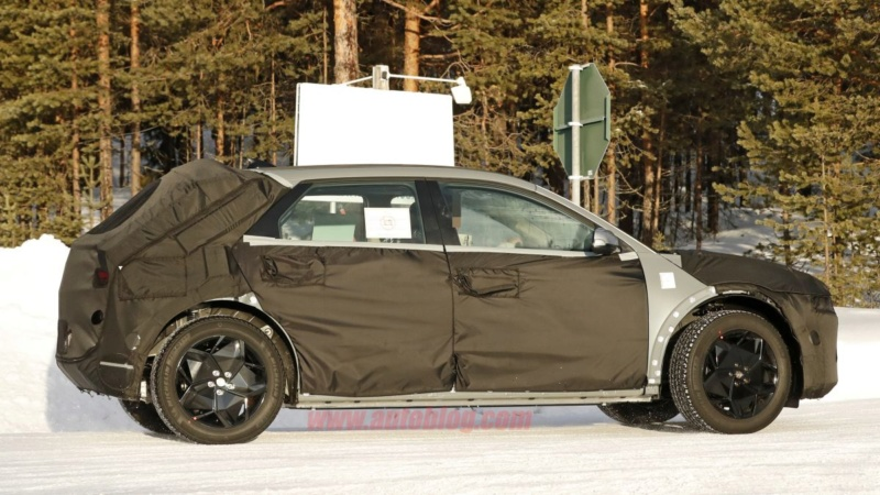 2021 - [Hyundai] SUV EV Ced35110